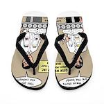 Geek Wear Flip Flops