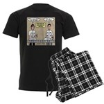 Geek Wear Men's Dark Pajamas