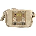 Geek Wear Messenger Bag