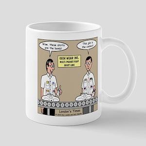 Geek Wear Mug
