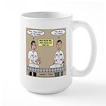 Geek Wear Large Mug