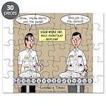 Geek Wear Puzzle