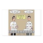 Geek Wear Postcards (Package of 8)