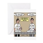 Geek Wear Greeting Cards (Pk of 10)