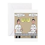 Geek Wear Greeting Cards (Pk of 20)