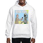 Gas Mask Hooded Sweatshirt