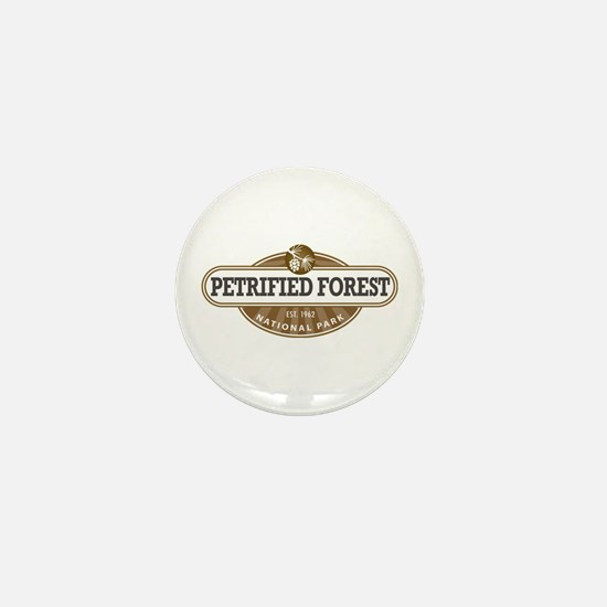 Petrified Forest National Park Mini Button (10 pac