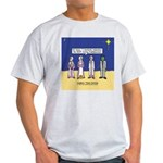 Wise Men and Frankenstein Light T-Shirt