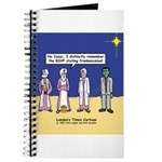Wise Men and Frankenstein Journal
