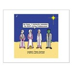 Wise Men and Frankenstein Small Poster