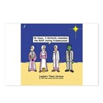 Wise Men and Frankenstein Postcards (Package of 8)