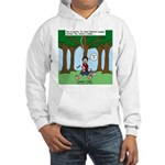 Isaac Newtons Brother Fig Hooded Sweatshirt