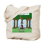 Isaac Newtons Brother Fig Tote Bag