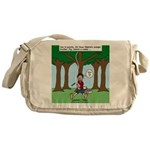 Isaac Newtons Brother Fig Messenger Bag