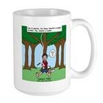 Isaac Newtons Brother Fig Large Mug
