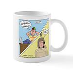Customer No Service Mug