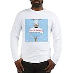 Chute Happens Long Sleeve T-Shirt