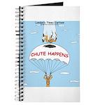 Chute Happens Journal