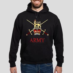 British Army Hoodie (dark)