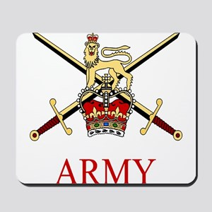 British Army Mousepad