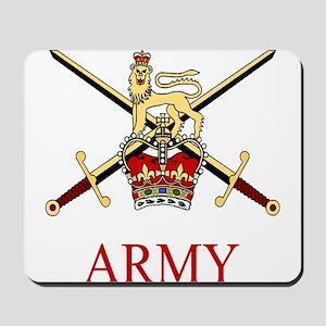 British Army Mousepad