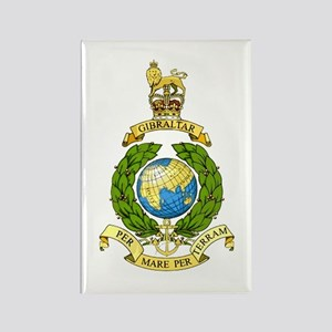 Royal Marines Rectangle Magnet