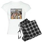 Caveman Wallpaper Women's Light Pajamas
