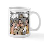 Caveman Wallpaper Mug