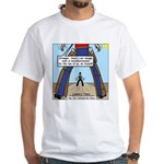 Canadian Old West White T-Shirt