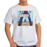 Canadian Old West Light T-Shirt
