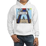 Canadian Old West Hooded Sweatshirt