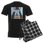 Canadian Old West Men's Dark Pajamas