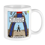 Canadian Old West Mug