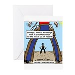Canadian Old West Greeting Cards (Pk of 10)