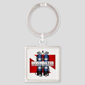 Divemaster (Scuba Tanks) Keychains