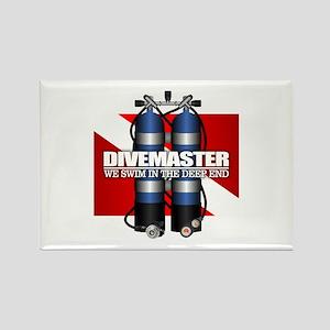 Divemaster (Scuba Tanks) Magnets