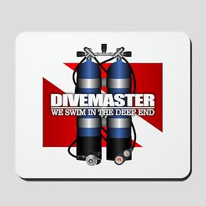 Divemaster (Scuba Tanks) Mousepad
