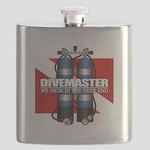 Divemaster (Scuba Tanks) Flask