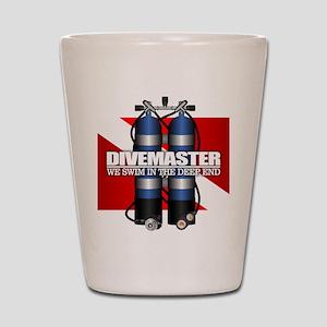 Divemaster (Scuba Tanks) Shot Glass