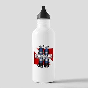 Divemaster (Scuba Tanks) Water Bottle
