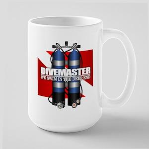 Divemaster (Scuba Tanks) Mugs