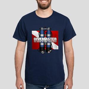 Divemaster (Scuba Tanks) T-Shirt