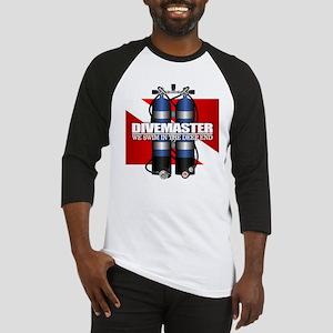 Divemaster (Scuba Tanks) Baseball Jersey
