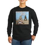 Billy the Kid Baby Long Sleeve Dark T-Shirt