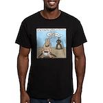Billy the Kid Baby Men's Fitted T-Shirt (dark)