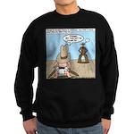 Billy the Kid Baby Sweatshirt (dark)