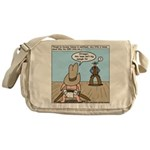 Billy the Kid Baby Messenger Bag