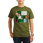 Stupid Fans Organic Men's T-Shirt (dark)
