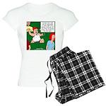 Stupid Fans Women's Light Pajamas