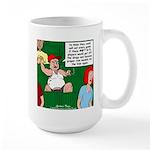 Stupid Fans Large Mug